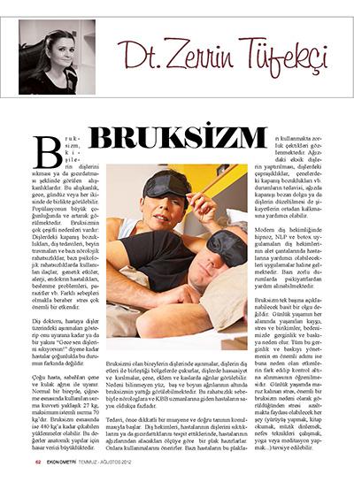 Zerrin Tüfekçi - Bruksizm